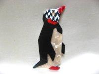 LEA STEIN (リアスタン)ペンギンのブローチ
