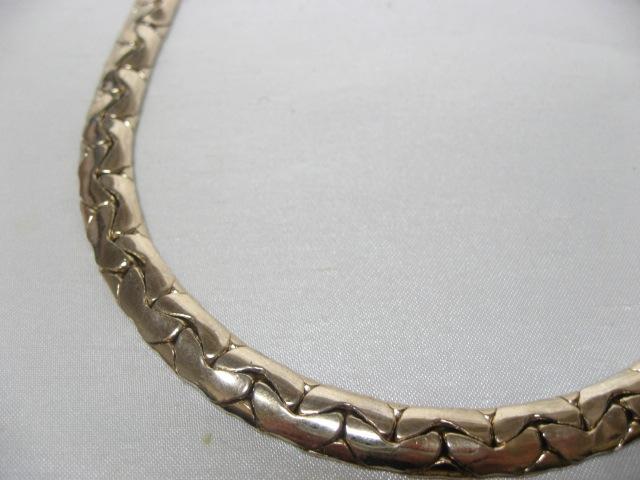 画像1: COROゴールドメタルネックレス(ヴィンテージ)