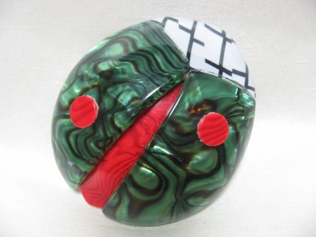 画像1: LEA STEIN (リア・スタン)てんとう虫のブローチ